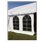 Tent Walls- 20 ft with windows