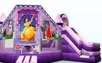 Disney princess bounce slide