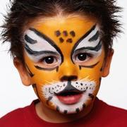 Facepainting, Balloon Twisting, Clown, Glitter Body Art
