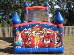 18ft Circus Dry Slide - UNIT #528