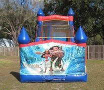 18ft Moana WET Slide - UNIT #528