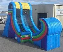 *NEW* 21ft Half Pipe Water Slide - UNIT #537 - DCF APPROVED!