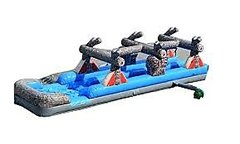 *NEW* Log Jammer 35ft Two Lane Slip n Dip w/pool - UNIT #550