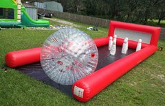 *NEW* Human Bowling with Zorb Ball - UNIT #342