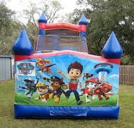 18ft Paw Patrol WET Slide - UNIT #528