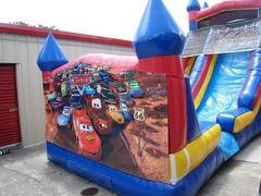 18ft Cars WET Slide - UNIT #528