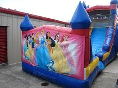 18ft Princess WET Slide - UNIT #528