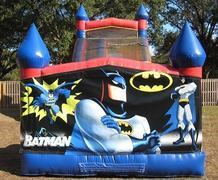 18ft Batman WET Slide - UNIT  #528