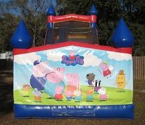 18ft Peppa Pig WET Slide - UNIT #528