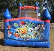 18ft Pokemon Go WET Slide - UNIT #528