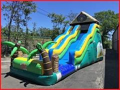 *NEW* 20ft Tiki Inner Tube Water Slide - UNIT #545 - DCF APPROVED!