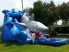 22ft Jaws Water Slide - UNITS #509+605