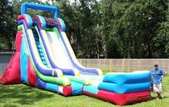 *NEW* 22ft Shotgun Water Slide *FAST* - UNIT #543 - DCF APPROVED!