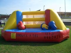 Bouncy Boxing Ring - UNIT #302