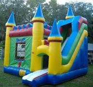 5 in 1 Castle of Fun DRY Combo - UNIT #205