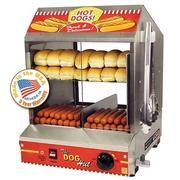 Hot Dog Machine WITHOUT AN INFLATABLE