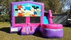 Mickey and Minnie 6 in 1 Pink Ultimate WET Combo - UNIT #221