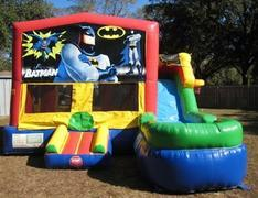 Batman Multi colored 6 in 1 Ultimate WET Combo - UNIT #217