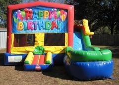 Happy Birthday Multi colored 6 in 1 Ultimate WET Combo - UNIT #217