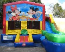 Mickey and Minnie Multi colored 6 in 1 Ultimate WET Combo - UNIT #217