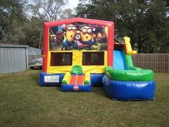 Minions Multi colored 6 in 1 Ultimate WET Combo - UNIT #217