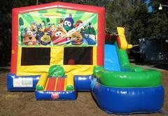 Veggie Tales Multi colored 6 in 1 Ultimate WET Combo - UNIT #217