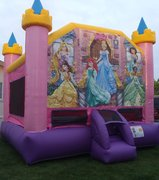 Princess Castle Party Package