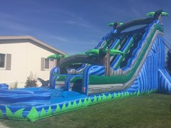 22 ft Water Slide (AKA Tiny)