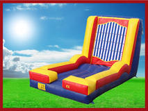 Games- Velcro Wall, Bungee Ball