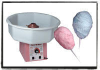 Cotton Candy Machine w/50 servings
