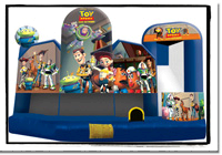 Toy Story 5 N 1 Slide Combo WET