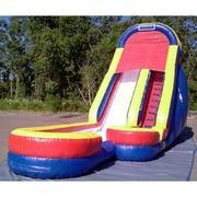 22 Ft Big-Tex Slide DRY