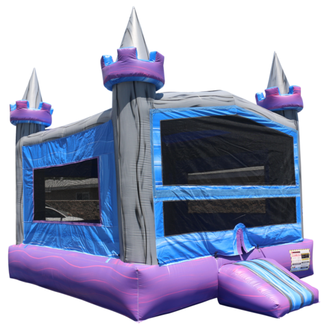 Crystal Castle Bounce House