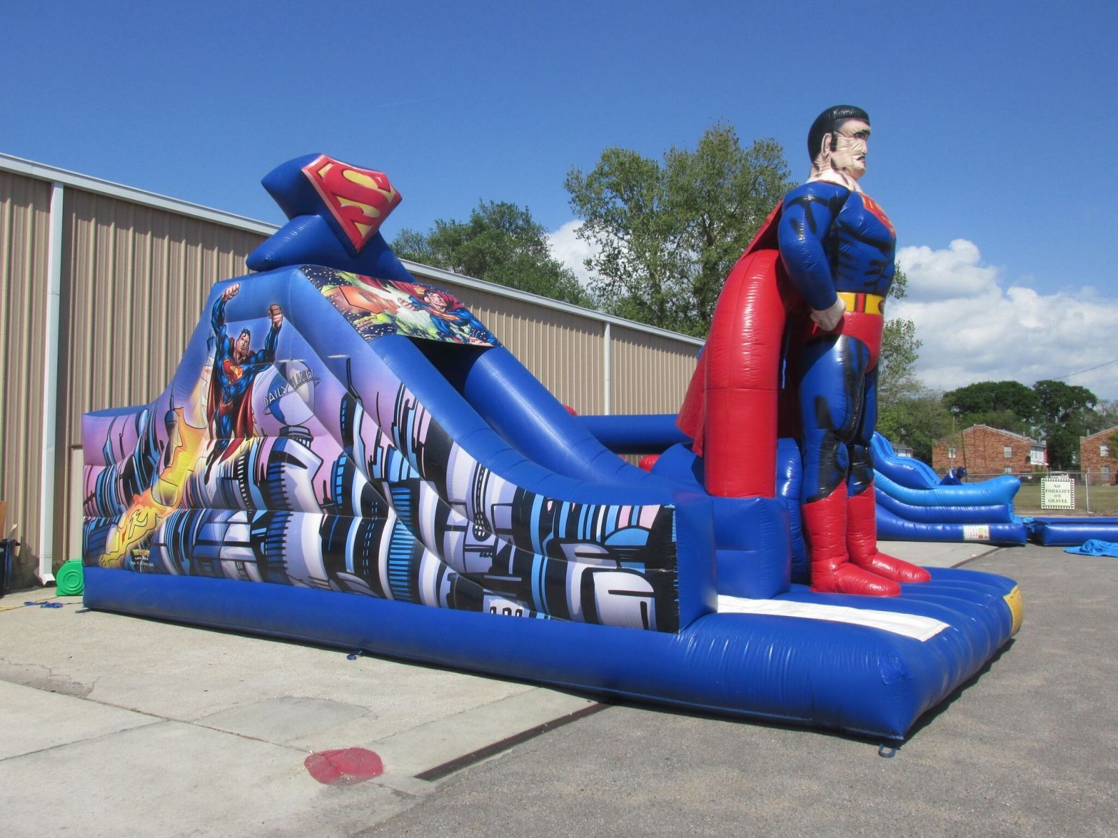 superman obstacle
