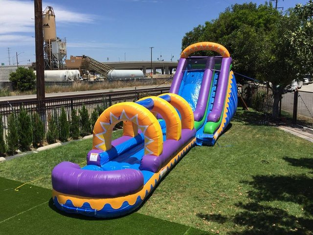 Sunrise 22 foot Water Slide with Slip-n-Slide