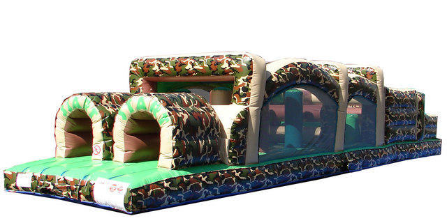 40' Boot Camp Obstacle Course