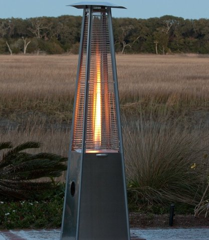 Premium Open Flame Patio Heater (General/Tent Use)