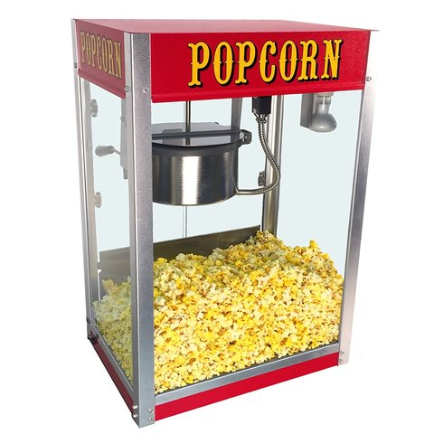 Popcorn Machine with 60 Free Servings