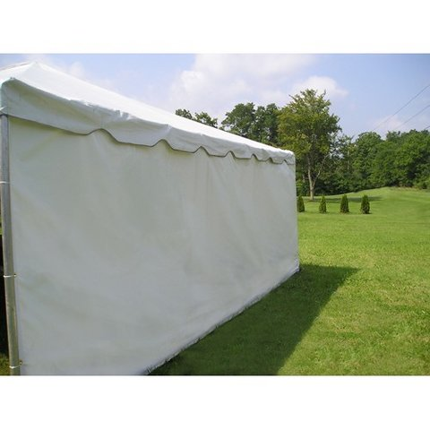 Solid Side Walls for Tents (20' Long)