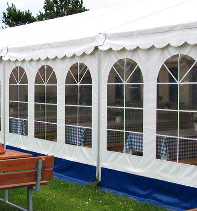 Window Side Walls for Tents (20' Long)