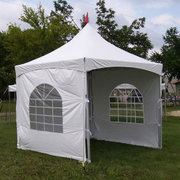 French Window Side Walls for Tents (10