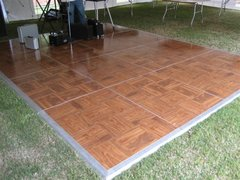 Custom Sized Dance Floor