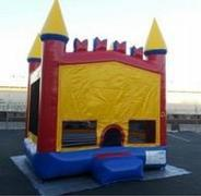 2in1 Classic Castle Bounce House (15