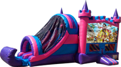 Pirate Pink and Purple Castle Combo Dry