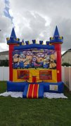 Minions Bounce House Rental