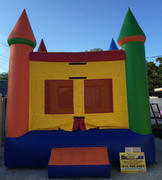 Multi-Color Castle Bouncer