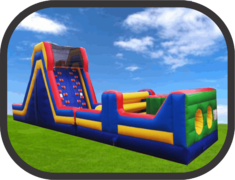 OBSTACLES & LARGE INTERACTIVE INFLATABLES