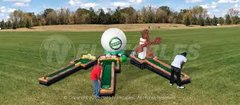 3 HOLE INFLATABLE MINIATURE GOLF
