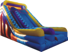Giant 24ft Dry Slide