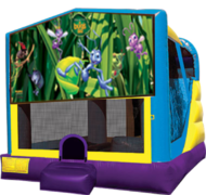Bugs Life C4 Dry Combo with Slide & Basketball Hoop